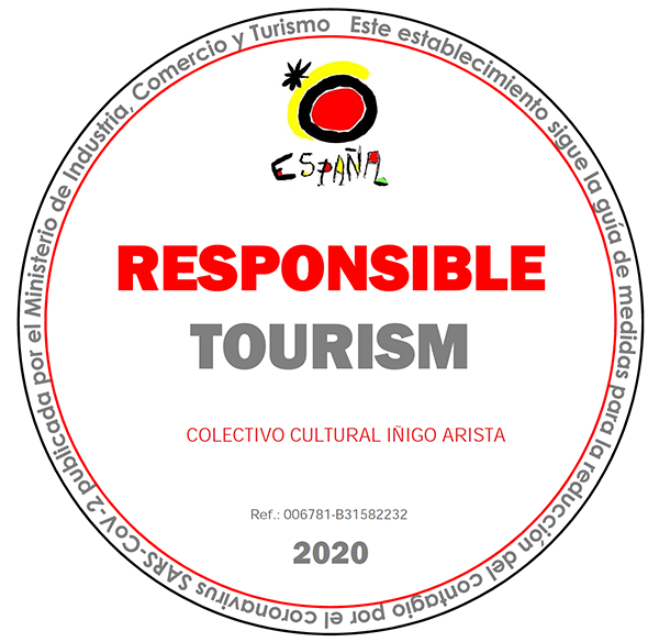Sello Turismo Responsable 2020
